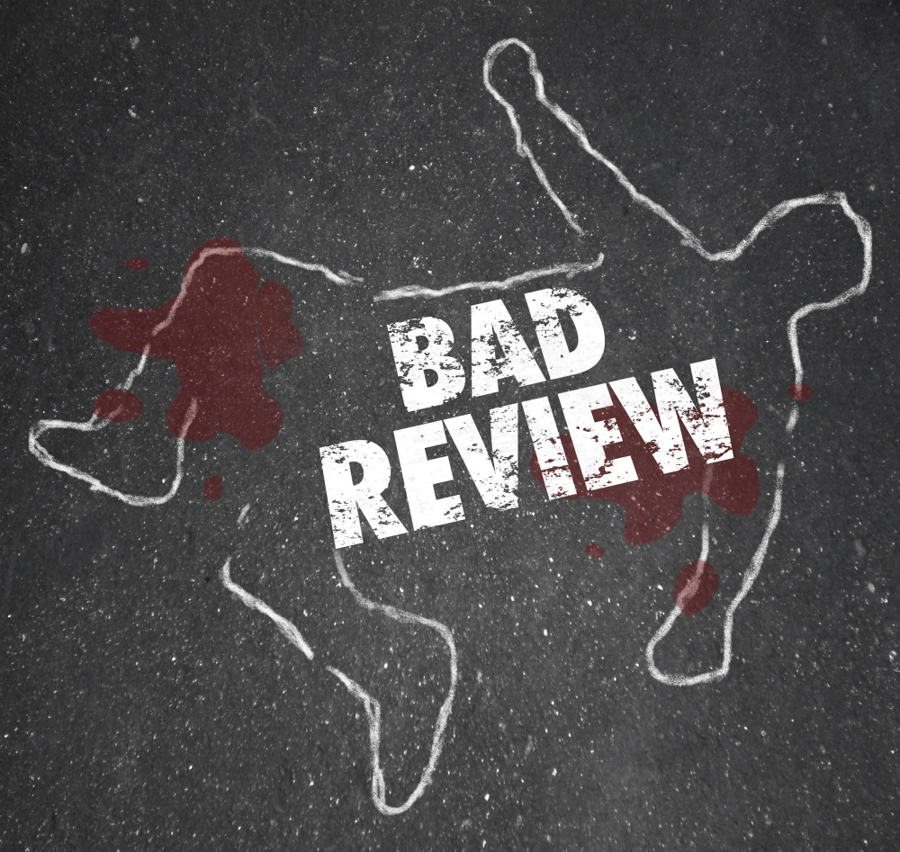 The Business Owners Guide To Bad Review Management