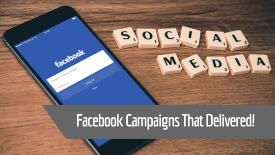 8 Small Businesses that made it Big with Facebook Campaigns