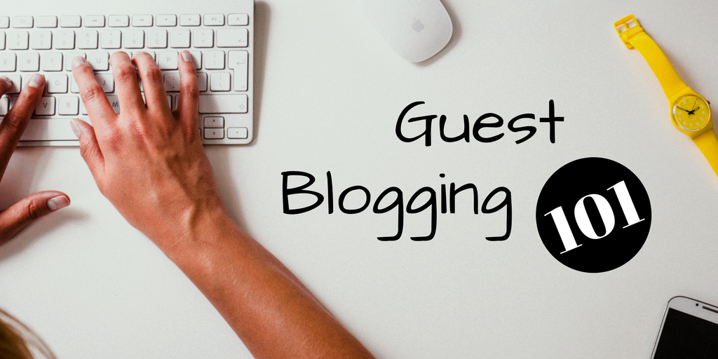 20 Rules for Guest Blogging that Every Successful Blogger Follows