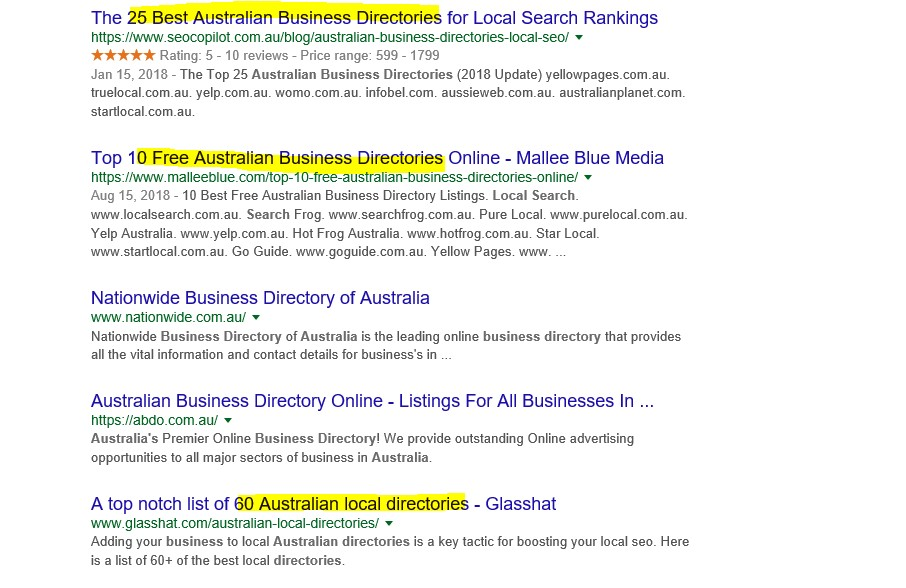 5 No-cost SEO Tips for Local Businesses